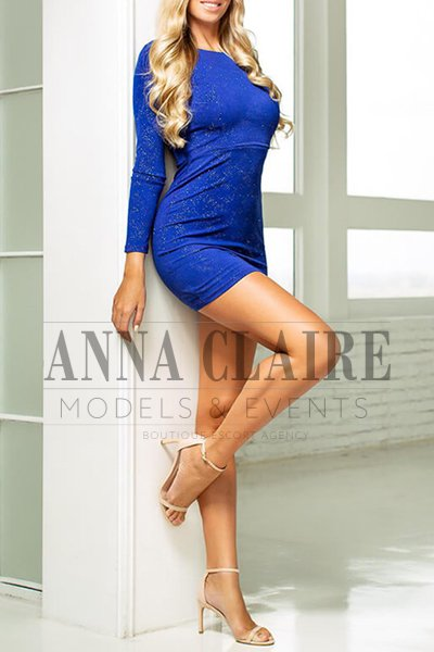 Milan elite escort Alberta, luxury blonde companion