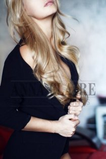High class London escorts lady Anna, luxury model companion in London