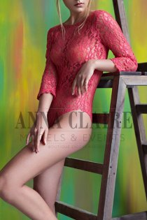 Amsterdam elite escort Eugenia, high-class dinner date and image model companion