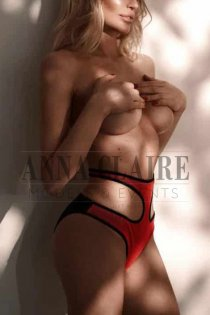 Zurich VIP escorts lady Joanne, luxury Swiss GFE model & travel companion