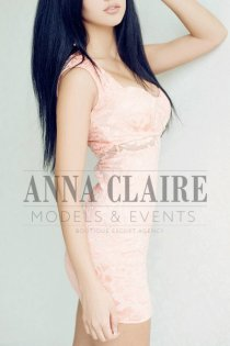 Paris escort model Nadine, VIP French female companion