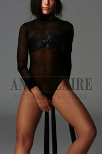 Milan top model escort Penelope, exclusive elite companion and dinner date