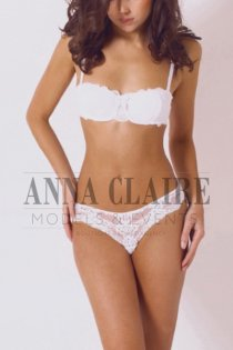 London elite escort Sabina, VIP international travel companion