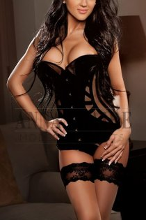 High-class Istanbul escorts model Zara, top female companion and lingerie model
